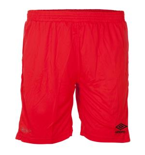 UMBRO UX-1 Keeper shorts j Neonrød 152 Teknisk keepershorts